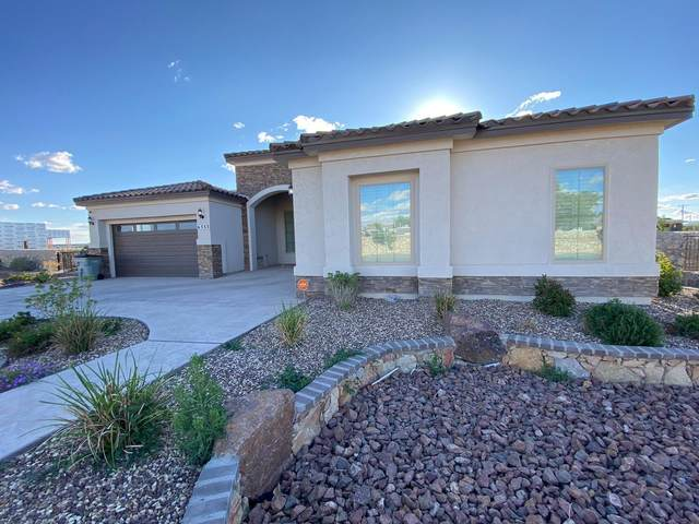 6333 Camino Nogal Dr, El Paso, TX 79932 (MLS #844964) :: The Purple House Real Estate Group