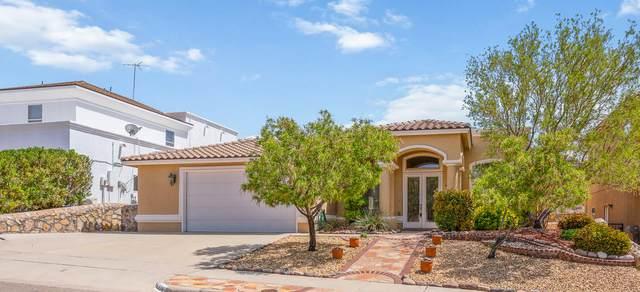 6336 Franklin View Drive, El Paso, TX 79912 (MLS #844975) :: Summus Realty