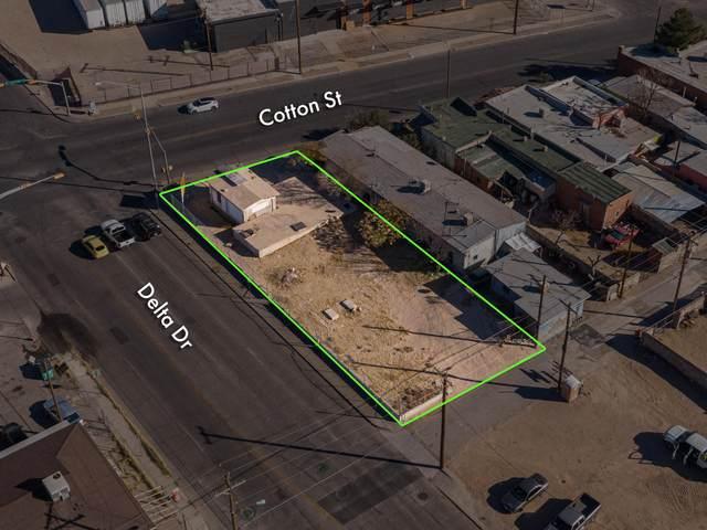 1410 Delta Drive, El Paso, TX 79901 (MLS #844979) :: Preferred Closing Specialists