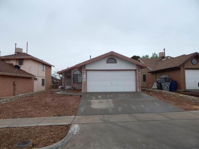 3185 Queens Garden Circle, El Paso, TX 79936 (MLS #844981) :: Preferred Closing Specialists