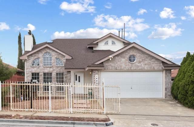 1409 John Phelan Drive, El Paso, TX 79936 (MLS #844992) :: Summus Realty