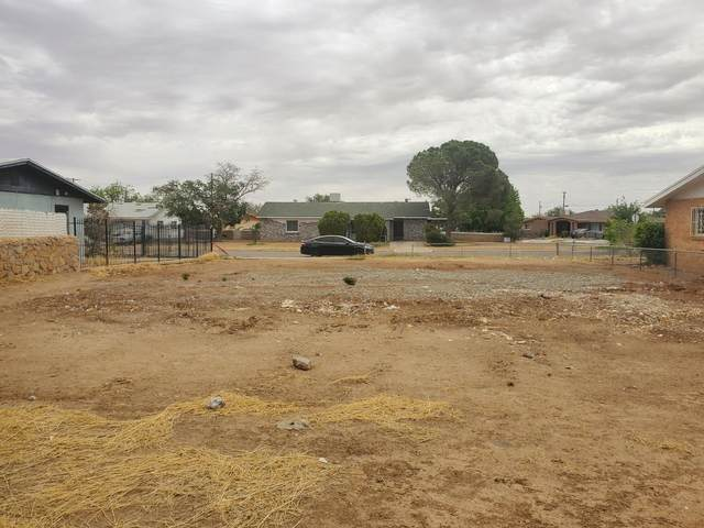 8937 Mt Rushmore Lane, El Paso, TX 79904 (MLS #844994) :: Summus Realty