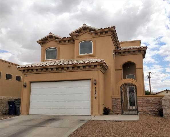 11604 Great Abaco Court, El Paso, TX 79936 (MLS #844997) :: Summus Realty