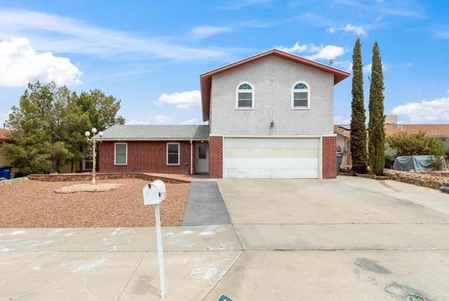 1257 Southwestern Drive, El Paso, TX 79912 (MLS #845008) :: Summus Realty