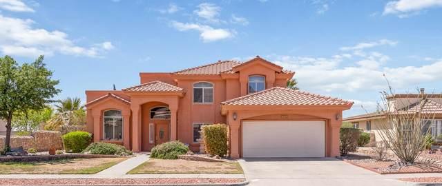 1529 Cimarron Ridge, El Paso, TX 79912 (MLS #845014) :: Summus Realty