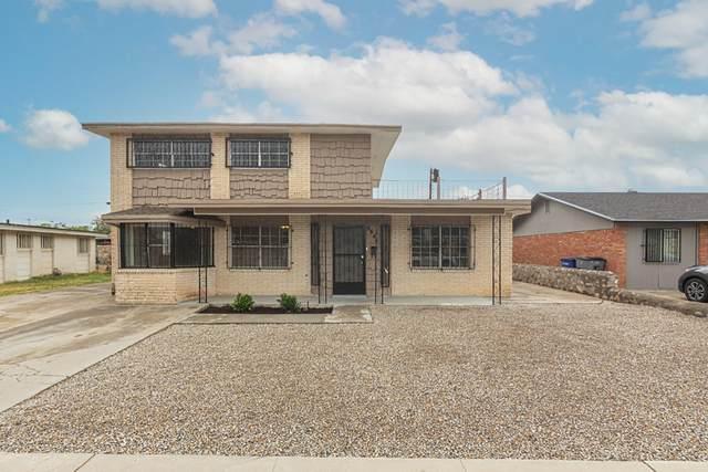 9644 Albacore Lane, El Paso, TX 79924 (MLS #845019) :: Summus Realty