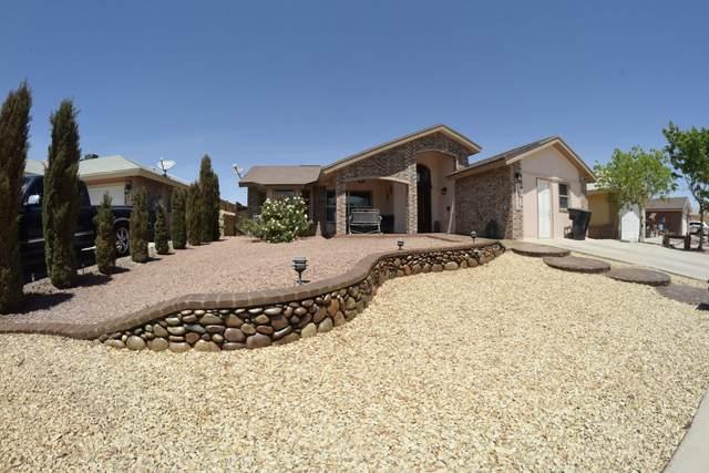 14573 Desierto Bello Avenue, Horizon City, TX 79928 (MLS #845020) :: Jackie Stevens Real Estate Group brokered by eXp Realty
