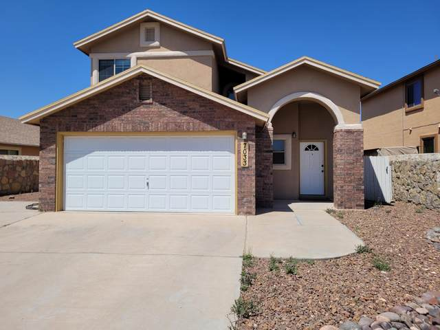 7033 Falling Leaf Circle, El Paso, TX 79934 (MLS #845023) :: Summus Realty