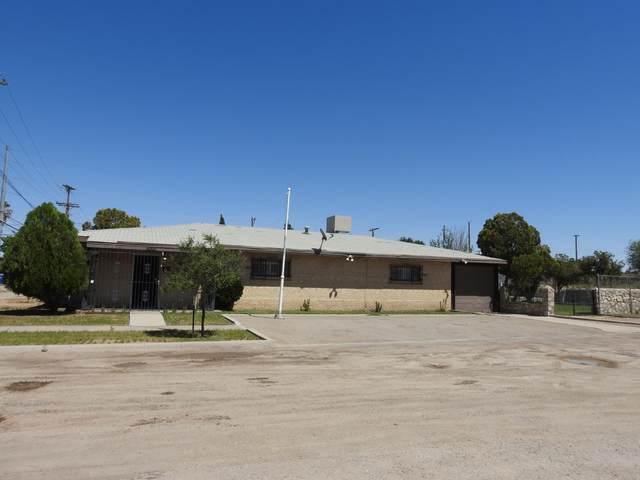 4000 Rivera Avenue, El Paso, TX 79905 (MLS #845027) :: The Matt Rice Group