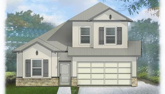 905 Betton Place, El Paso, TX 79928 (MLS #845047) :: Jackie Stevens Real Estate Group
