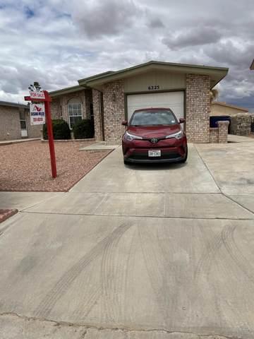 6225 London Bridge Drive, El Paso, TX 79934 (MLS #845051) :: Summus Realty