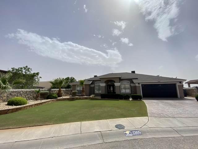 1365 Luz Carpio Way, El Paso, TX 79936 (MLS #845055) :: Summus Realty
