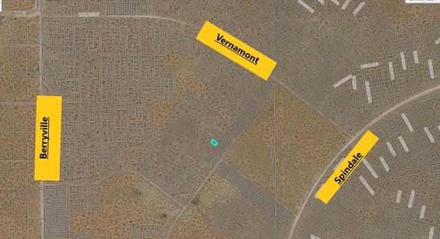 011 Vernamont Drive, El Paso, TX 79938 (MLS #845061) :: Summus Realty