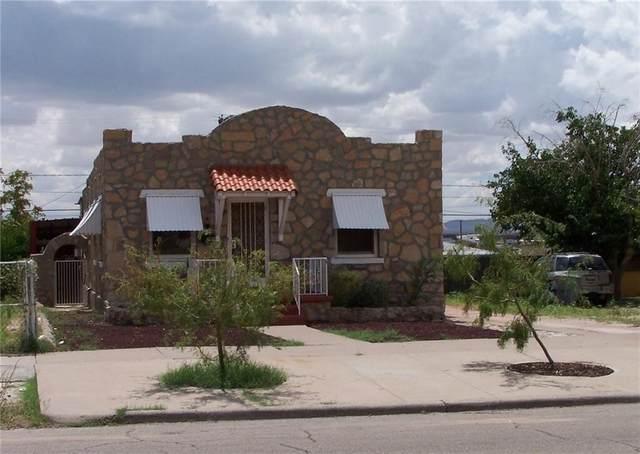 4416 La Luz Avenue, El Paso, TX 79903 (MLS #845065) :: Summus Realty
