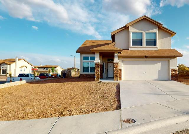 451 Shadow Glen Court, El Paso, TX 79928 (MLS #845066) :: Summus Realty