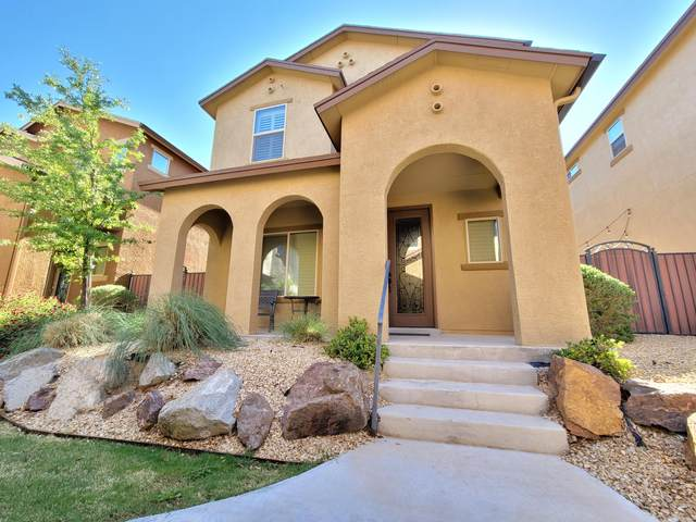 6708 Red Canyon Sage Lane, El Paso, TX 79912 (MLS #845068) :: Preferred Closing Specialists