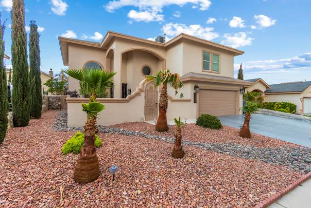 1308 Rosa Guerrero Place, El Paso, TX 79936 (MLS #845074) :: Mario Ayala Real Estate Group