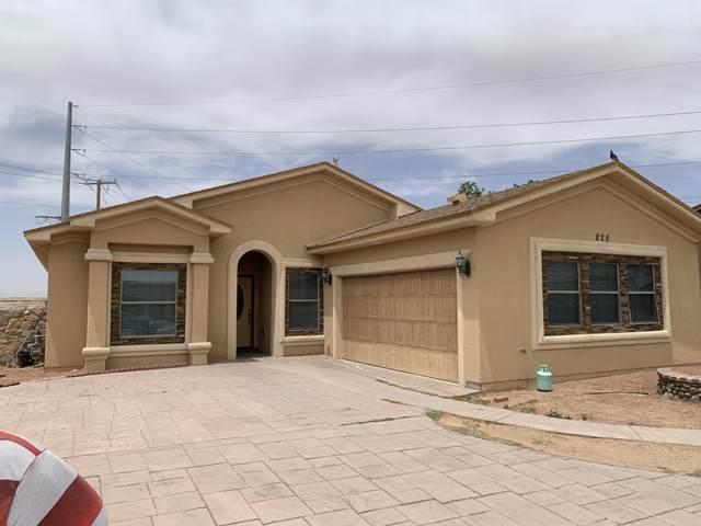 825 Desert Sky Drive, Horizon City, TX 79928 (MLS #845080) :: Summus Realty