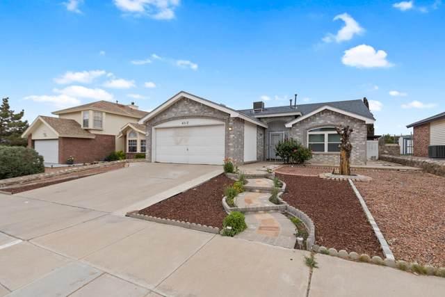 4512 Loma Colorada Court, El Paso, TX 79934 (MLS #845095) :: Summus Realty