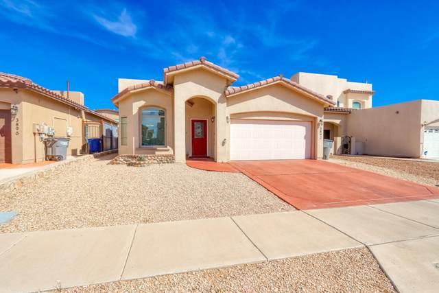 3892 Loma Cortez Drive, El Paso, TX 79938 (MLS #845098) :: Summus Realty