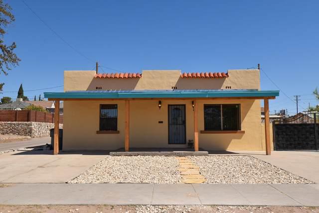 3249 Louisville Avenue, El Paso, TX 79930 (MLS #845125) :: Summus Realty