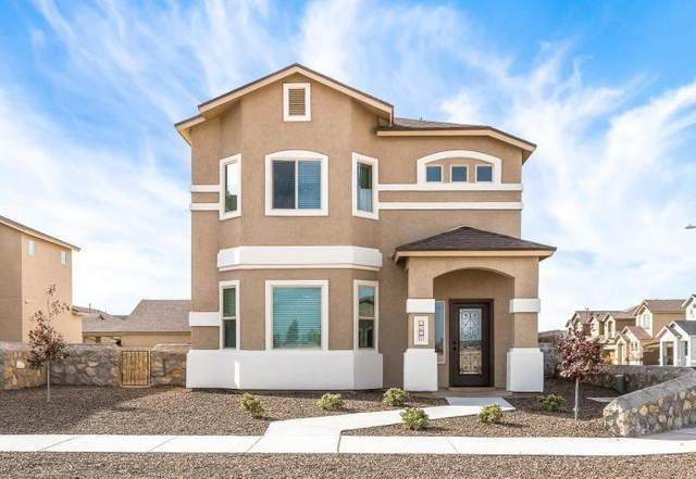 14815 Pebble Hills Boulevard, El Paso, TX 79938 (MLS #845132) :: Preferred Closing Specialists