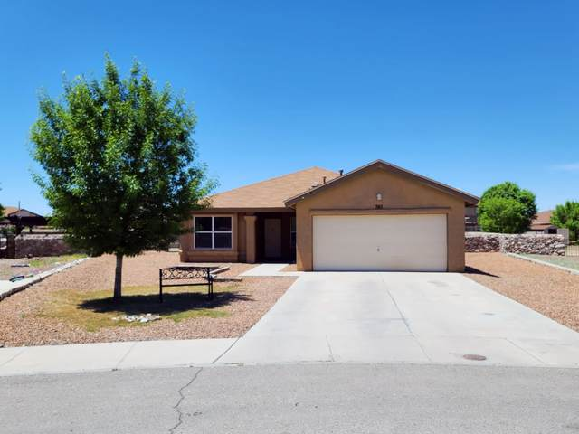 745 Vern Butler Avenue, El Paso, TX 79932 (MLS #845134) :: The Purple House Real Estate Group