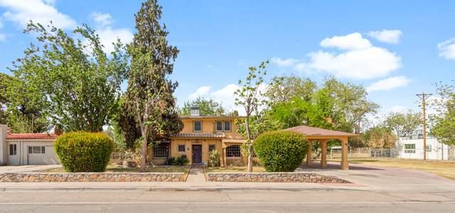 211 Wenda Way, El Paso, TX 79915 (MLS #845139) :: Red Yucca Group