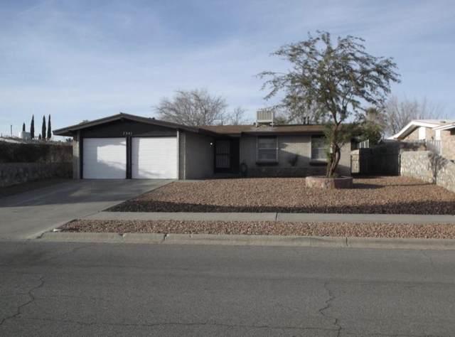 7341 Ramada Drive, El Paso, TX 79912 (MLS #845142) :: Summus Realty
