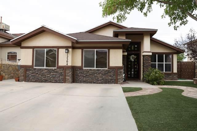 12504 Twin Leaf Drive, El Paso, TX 79928 (MLS #845143) :: Summus Realty