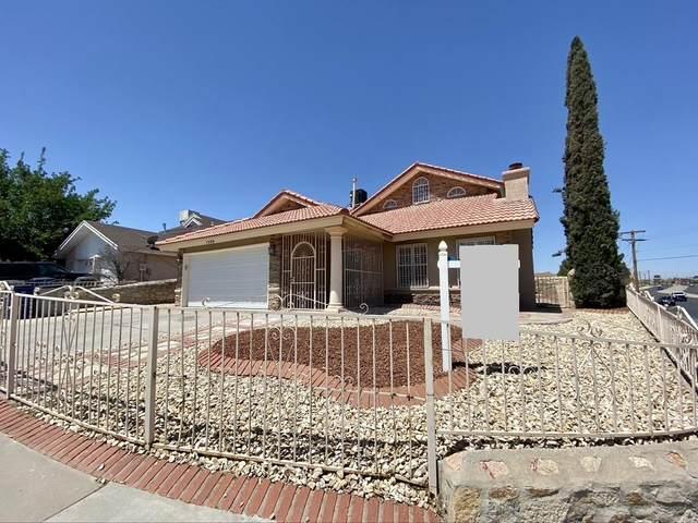 1569 Peter Hurd Drive, El Paso, TX 79936 (MLS #845178) :: Summus Realty