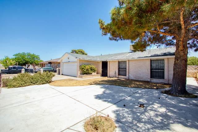 1548 James Chisum Drive, El Paso, TX 79936 (MLS #845183) :: Summus Realty
