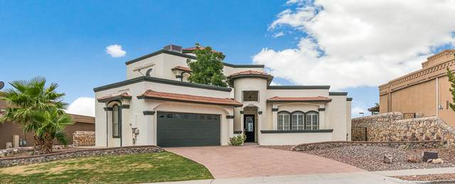 1443 Shelby Ridge Drive, El Paso, TX 79912 (MLS #845188) :: Red Yucca Group