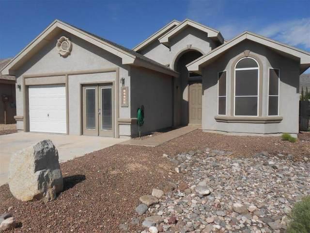 11133 Bullseye Street, El Paso, TX 79934 (MLS #845206) :: Summus Realty