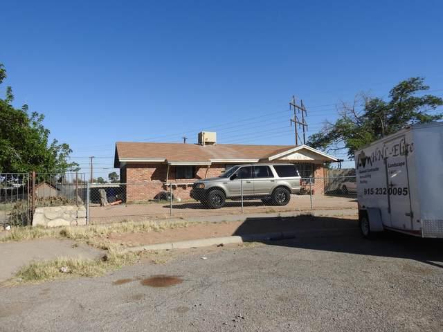 5700 Edinburg Drive, El Paso, TX 79924 (MLS #845208) :: Summus Realty