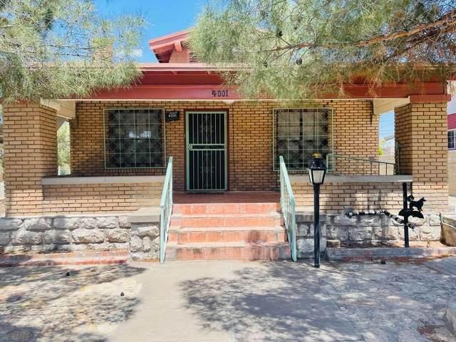 4001 Trowbridge Drive, El Paso, TX 79903 (MLS #845209) :: Summus Realty