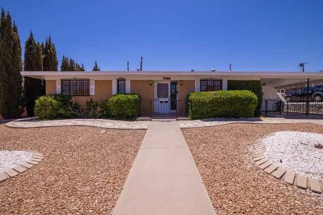 3506 Hercules Avenue, El Paso, TX 79904 (MLS #845211) :: The Purple House Real Estate Group