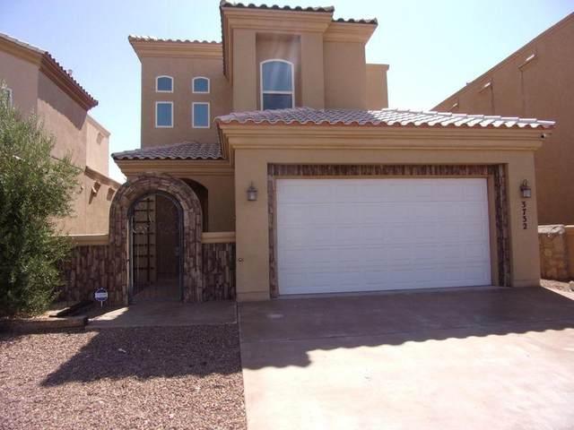 3732 Coco Palm Drive, El Paso, TX 79936 (MLS #845212) :: Summus Realty