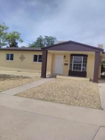 933 Lomita Drive, El Paso, TX 79907 (MLS #845217) :: Summus Realty