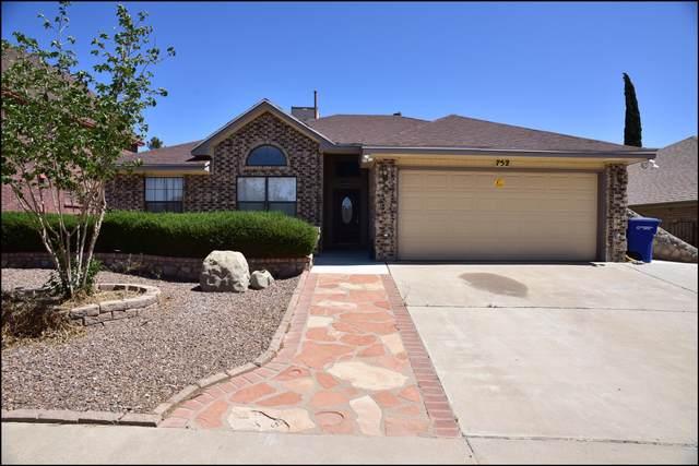 752 Colchester Drive, El Paso, TX 79912 (MLS #845218) :: Summus Realty