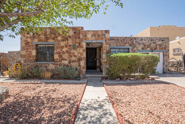 807 Mission Road, El Paso, TX 79903 (MLS #845222) :: Red Yucca Group
