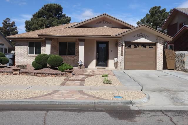 12177 El Greco Circle, El Paso, TX 79936 (MLS #845231) :: Summus Realty