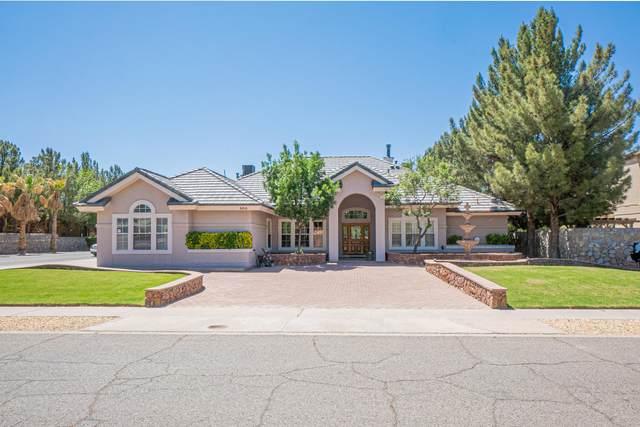 600 Rosinante Road, El Paso, TX 79922 (MLS #845236) :: Summus Realty