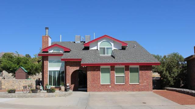 820 Martha Gale Drive, El Paso, TX 79912 (MLS #845237) :: The Purple House Real Estate Group