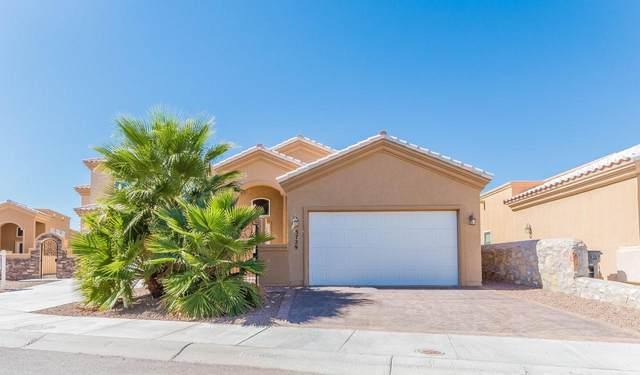 3729 Coco Palm Drive, El Paso, TX 79936 (MLS #845238) :: Summus Realty