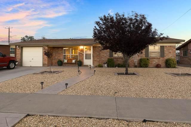 2504 Penwood Drive, El Paso, TX 79935 (MLS #845246) :: Summus Realty