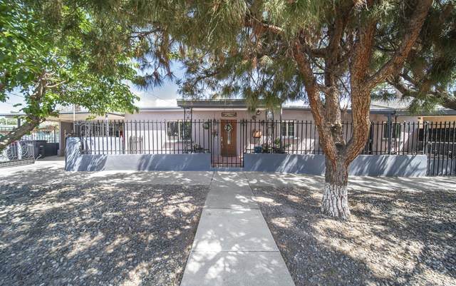 4615 Comanche Avenue, El Paso, TX 79905 (MLS #845250) :: Preferred Closing Specialists