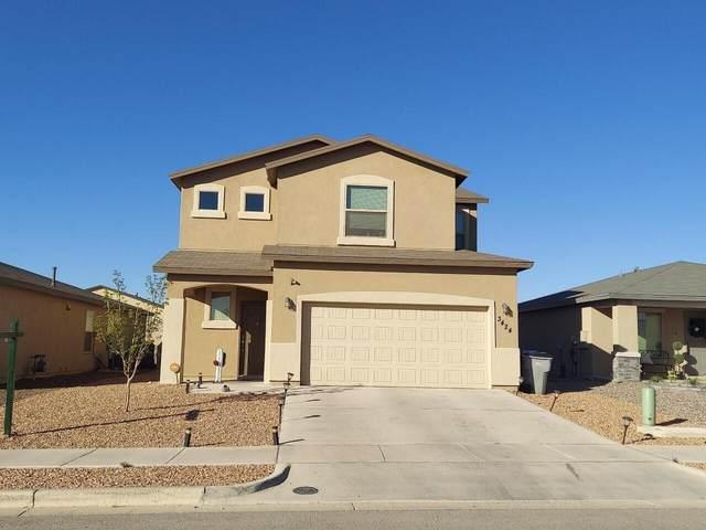 3424 David Palacio Drive, El Paso, TX 79938 (MLS #845251) :: Jackie Stevens Real Estate Group brokered by eXp Realty