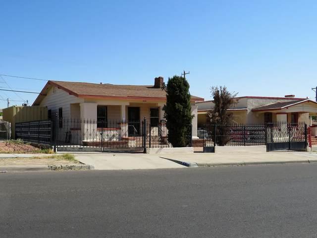 3725 Monroe Avenue, El Paso, TX 79930 (MLS #845254) :: Summus Realty