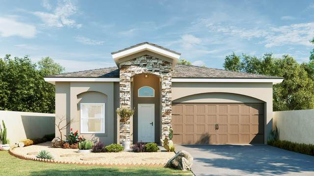317 Fray Olguin, Socorro, TX 79927 (MLS #845259) :: Jackie Stevens Real Estate Group brokered by eXp Realty